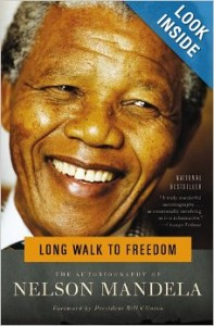 Nelson Mandela Autobiography